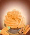 Cupcake Carotte