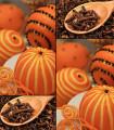 Oranges épicées