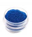 Glitter Bleu profond